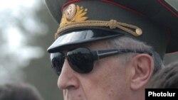 Глава Службы национальной безопасности, генерал-полковник Горик Акопян