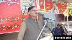 د عبدالولي خان پوهنتون استاد سهېل خان.