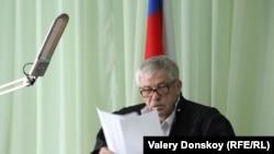 Заседание суда в Крымске