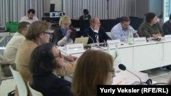 """Участники конференции, организованной """"Открытой Россией"""""""