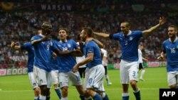 Echipa Italiei joi seară la Varşovia.