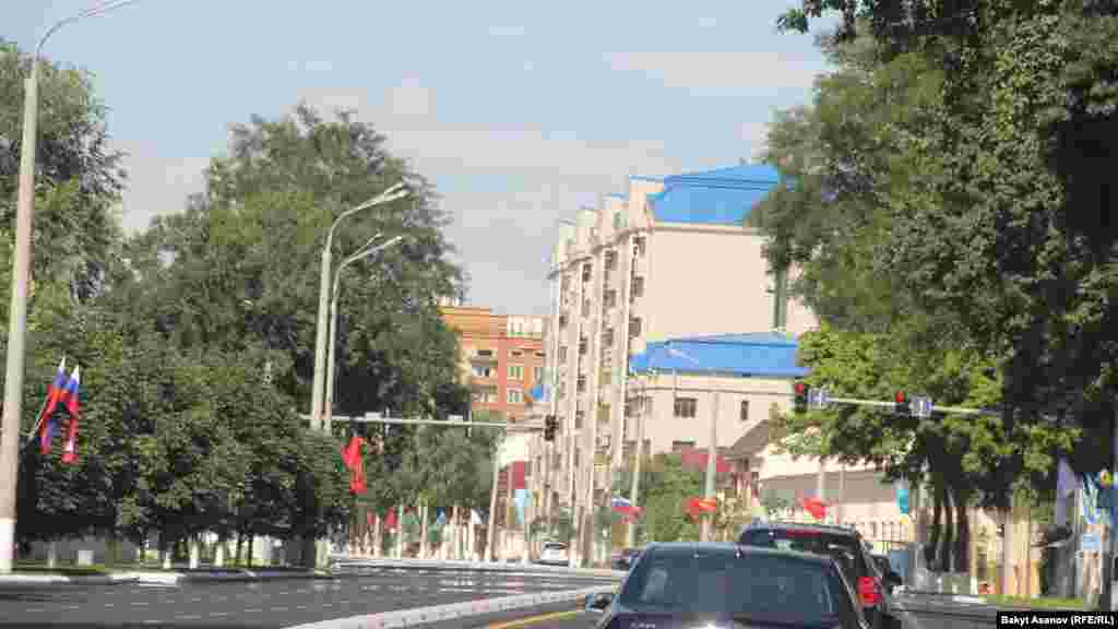Основные улицы Ташкента перекрыты.