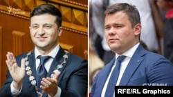 Президент Володимир Зеленський 21 травня призначив Андрія Богдана головою своєї адміністрації