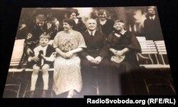 Родина Павла Скоропадського