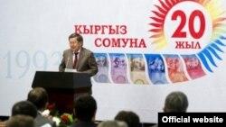 Премьер-министр КР Жанторо Сатыбалдиев