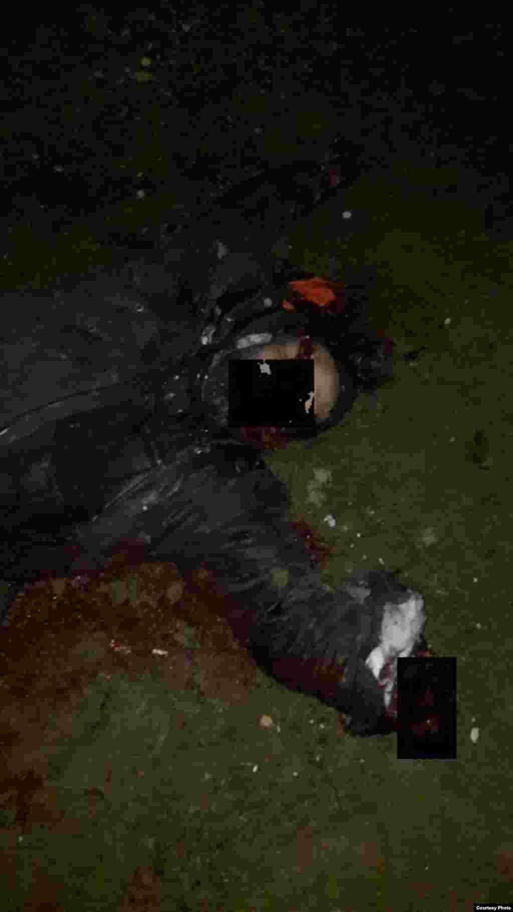Убитый в ходе спецоперации в Курчалоевском районе