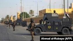 Илустрација. Ирачки безбедносни сили.