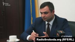 Голова департаменту з розслідування особливо важливих справ у сфері економіки ГПУ Володимир Гуцуляк