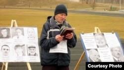Падарожжа ў вёску Калодзезнае на Капыльшчыну, да Віктара Дашкевіча