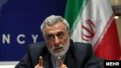 Former hostage taker of US diplomats Hossein Sheikholeslam. FILE PHOTO