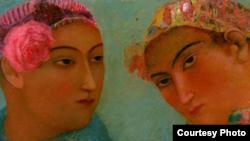 """""""Кездешүү"""", Даима тарткан сүрөт, Додраси галереясы"""