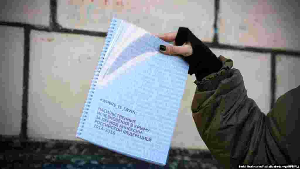 Халықаралық Human Rights Watch адам құқығын қорғау ұйымының мәліметінше, Ресей билігі Қырым татарларына қысымды күшейткен.