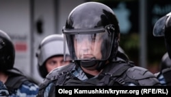 Спецназ Чечни меняет погоны МВД на Росгвардию
