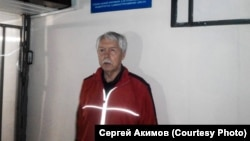 Юрій Мєшков після двох діб арешту, 21 березня 2019 року, Сімферополь