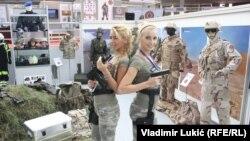 Sajam vojne opreme u Beogradu, 2013.