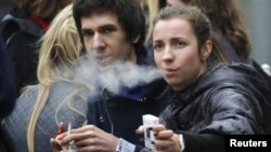 A new study suggests there has been a sharp rise in the number of smoking-related illnesses among the female population.