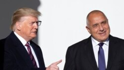Discuții Borisov-Trump la Casa Albă