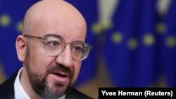 Predsednik Evropskog Saveta Charles Michel