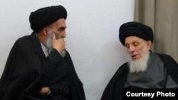 Ирачкиот свештеник Ајатолахот Али ал Систани