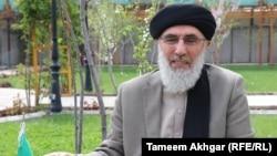 گلبدین حکمتیار، رئیس حزب اسلامی افغانستان