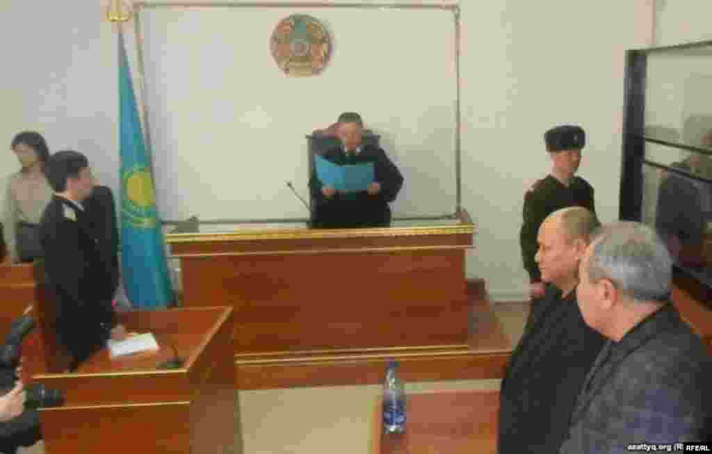 Казахстан. 20–24 февраля 2012 года #4