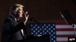 Presidenti i SHBA-së, Donald Trump