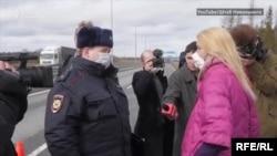 """Полицейская спецоперация против """"Альянса врачей"""""""