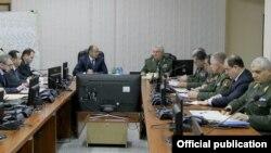 Լուսանկարը՝ ՊՆ-ի տեղեկատվության և հասարակայնության հետ կապերի վարչության
