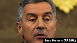 Kryeministri i Malit të Zi, Millo Gjukanoviq.