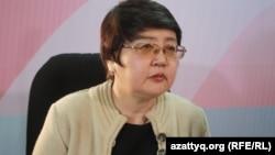 Зауреш Батталова, бывший депутат сената парламента.