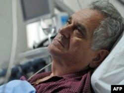 Tomislav Nikolić, štrajk glađu, april 2011.