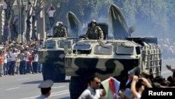 Военный парад в Баку - 2011