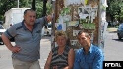 Stela Surchicean și Alexandru Vinițchi