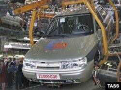 23 milyonuncu Lada AvtoVazın Tolyatti zavodunda konveyerdən çıxır. 31 avqust 2005