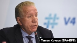 Ministri i Jashtëm i Kosovës, Behgjet Pacolli, foto nga arkivi