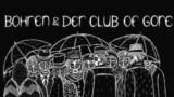 Фрагмент листовки к конверту Bohren und der Club of Gore прекрасно передаёт настроение творчества этой группы