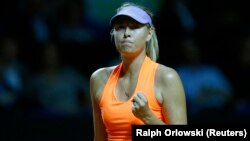 Maria Sharapova (file photo)