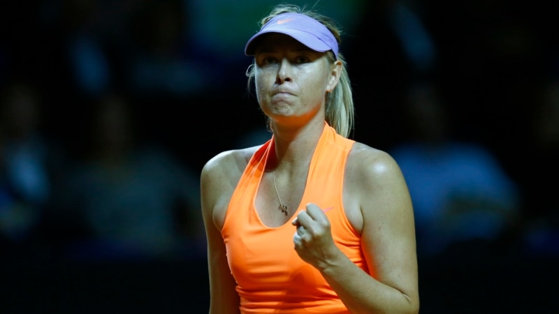 Five-Time Grand Slam Winner Sharapova Retires From Professional Tennis