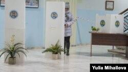Молдова, виборча дільниця, 30 жовтня 2016 року