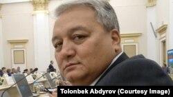 Төлөнбек Абдыров.