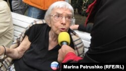 Людмила Алексеєва, архівне фото