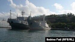 Golful Iujnaia, nave militare pensionate sau pensionabile