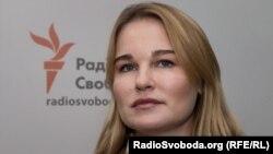 Альона Гетьманчук, директорка центру «Нова Європа»