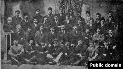 Корылтай делегатлары, Бакчасарай, 1917 ел