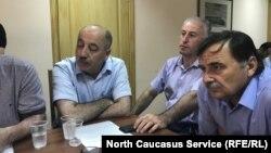 Активисты собрались в правозащитном центре Кабардино-Балкарии для проведения видео-конференции