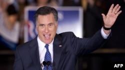 Кандидат в президенты США Митт Ромни.