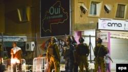 Restoran koga su napali ekstremisti