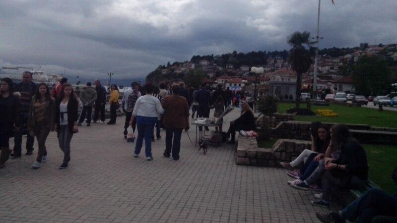 Маршал Тито во Охрид заминува во историјата