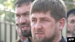 Кадыров Рамзан а (хьалхарчу планехь), Даудов Мохьмад а