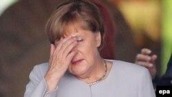 Германия канцлери Ангела Меркел/